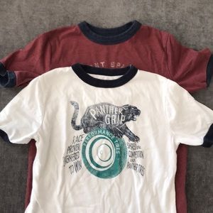 Gap ringer tees bundle